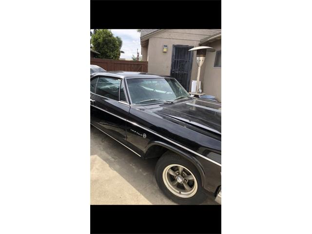 1966 Chevrolet Impala (CC-1303671) for sale in Long Beach, California