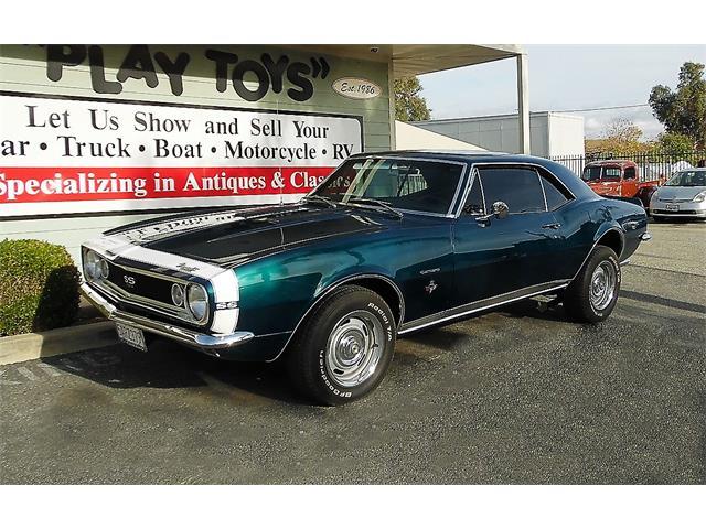 1967 Chevrolet Camaro SS (CC-1303677) for sale in Redlands, California