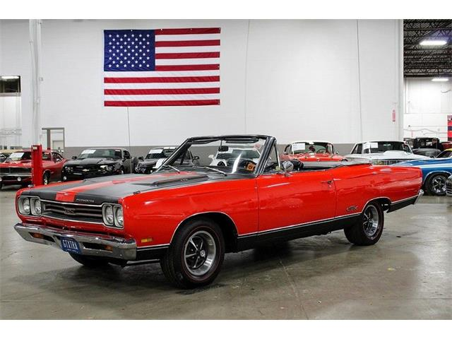 1969 Plymouth GTX (CC-1303694) for sale in Kentwood, Michigan