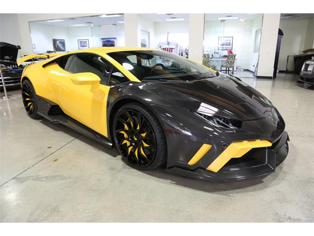 2015 Lamborghini Huracan (CC-1300037) for sale in Chatsworth, California