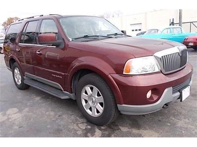 2003 Lincoln Navigator (CC-1300370) for sale in Riverside, New Jersey