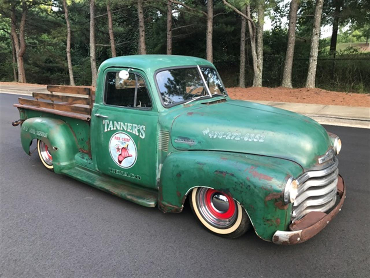 1952 Chevrolet 3100 (CC-1300371) for sale in DULUTH, Georgia