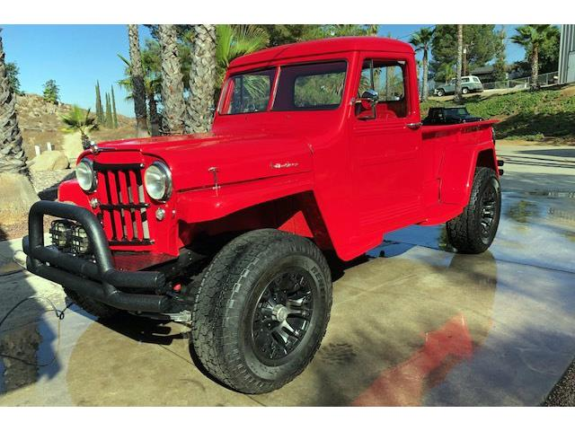 1960 Willys Jeep (CC-1303745) for sale in Scottsdale, Arizona