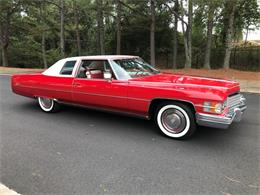 1974 Cadillac Coupe DeVille (CC-1300375) for sale in DULUTH, Georgia
