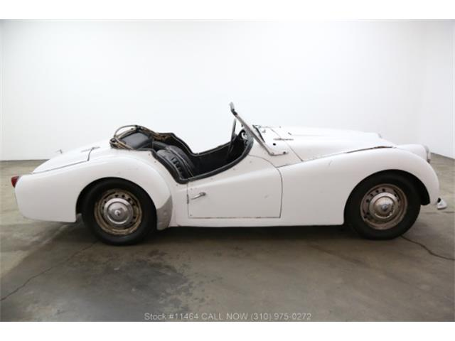 1960 Triumph TR3 (CC-1303774) for sale in Beverly Hills, California