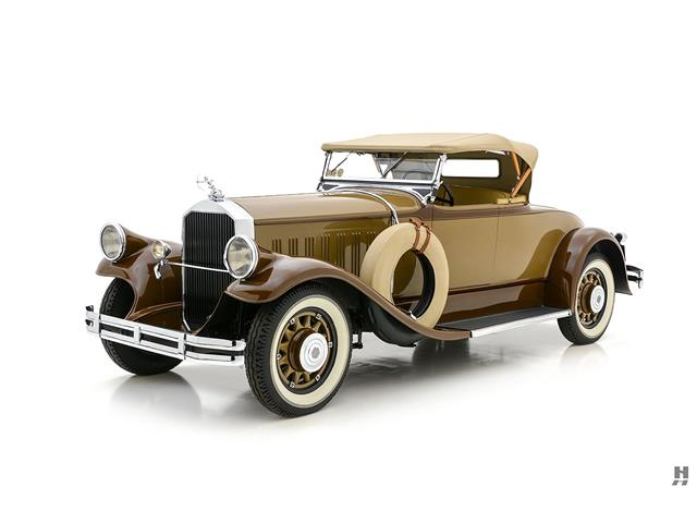 1929 Pierce-Arrow Model 125