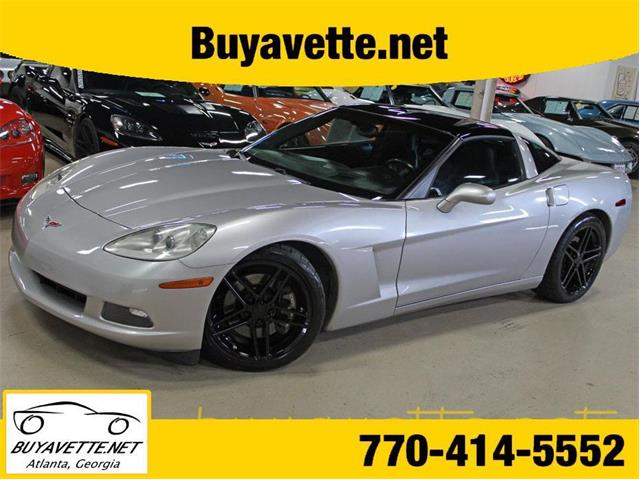 2005 Chevrolet Corvette (CC-1303791) for sale in Atlanta, Georgia