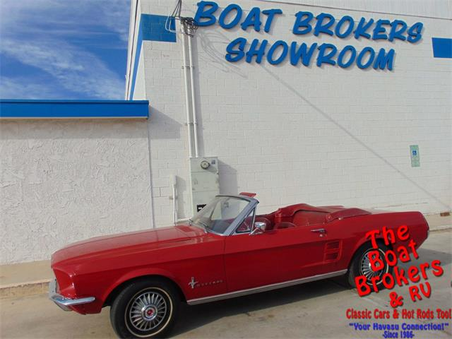 1967 Ford Mustang (CC-1303794) for sale in Lake Havasu, Arizona