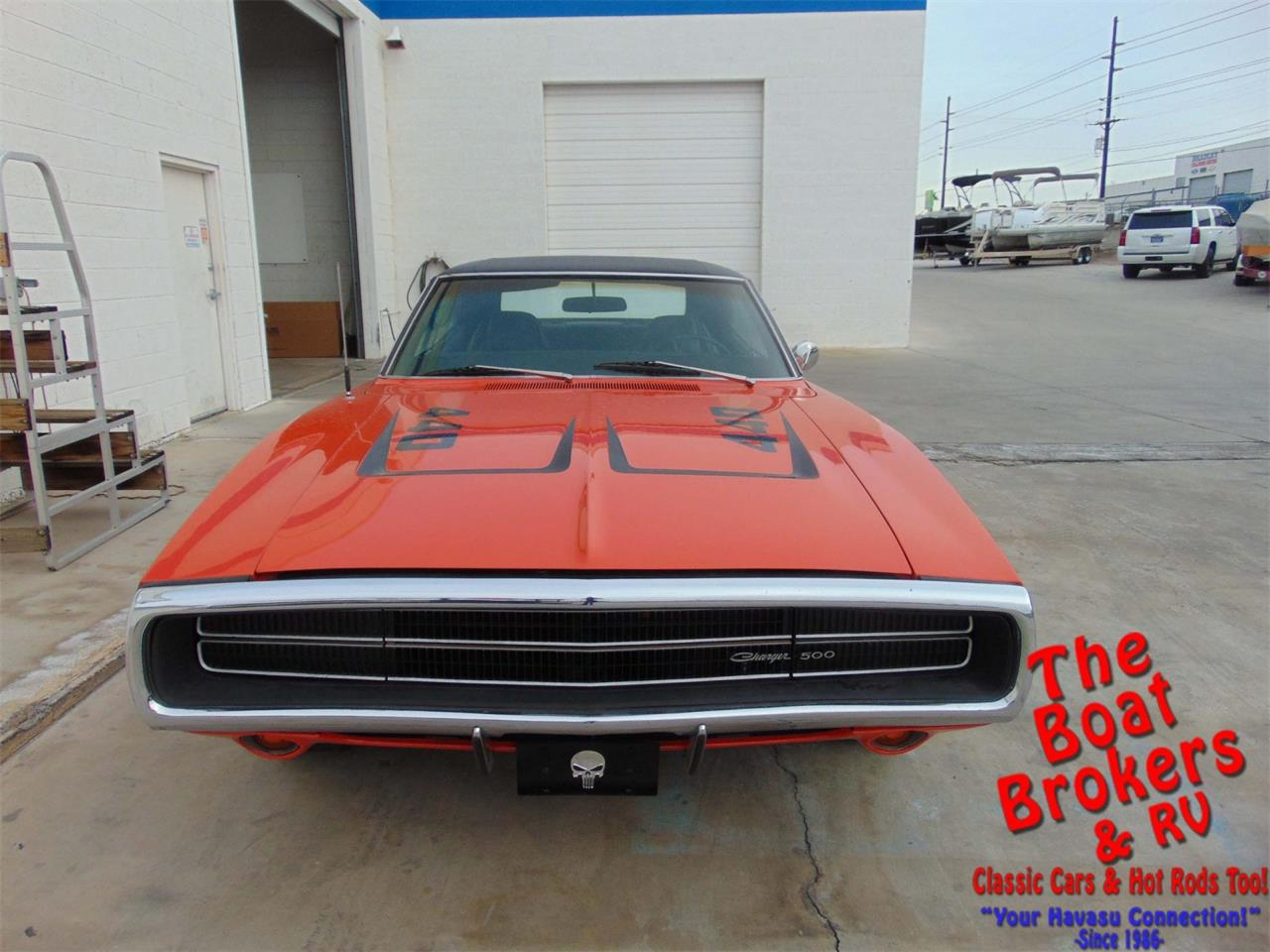 1970 Dodge Charger 500 (CC-1303796) for sale in Lake Havasu, Arizona