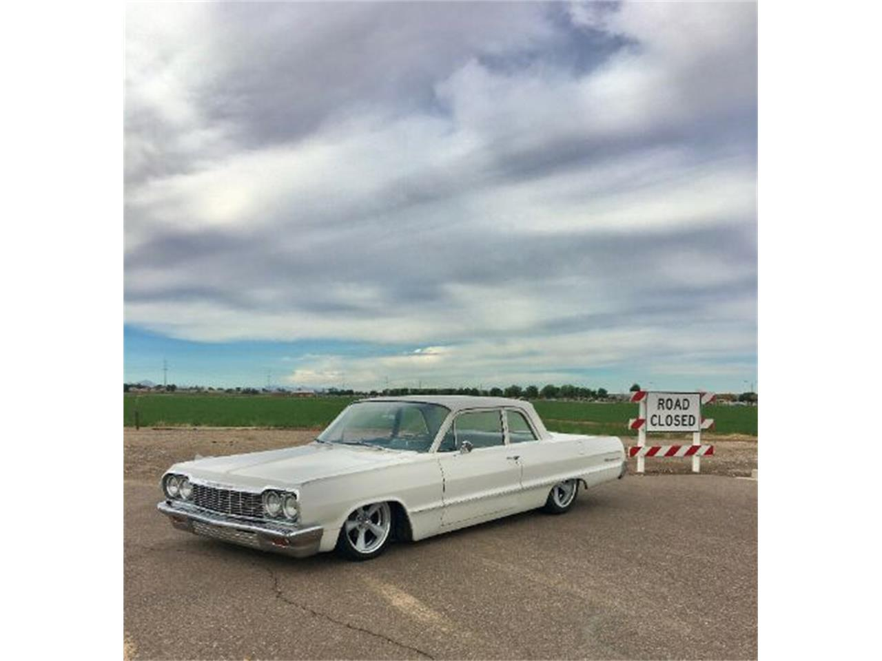 1964 Chevrolet Biscayne (CC-1303798) for sale in Cadillac, Michigan