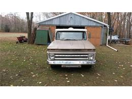 1966 Chevrolet C10 (CC-1303799) for sale in Cadillac, Michigan