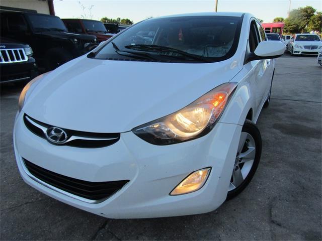 2013 Hyundai Elantra (CC-1300038) for sale in Orlando, Florida