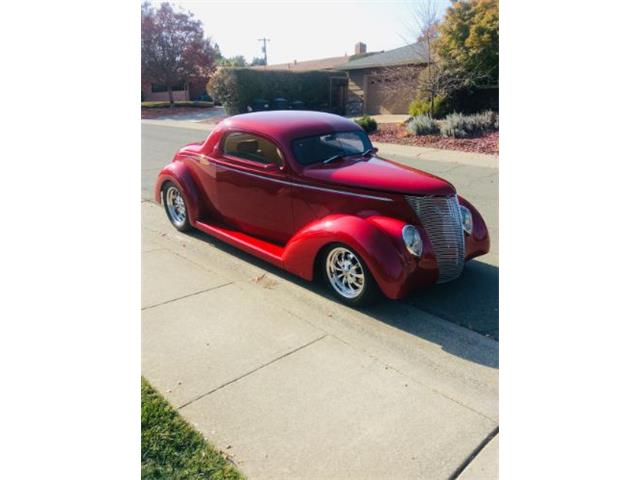 1937 Ford Coupe (CC-1303800) for sale in Cadillac, Michigan