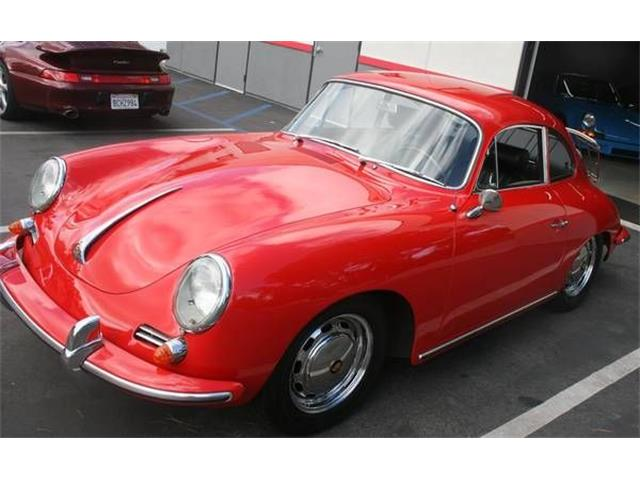 1965 Porsche 356 (CC-1303801) for sale in Cadillac, Michigan