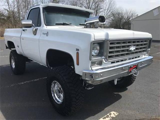 1975 Chevrolet K-10 (CC-1303802) for sale in Cadillac, Michigan