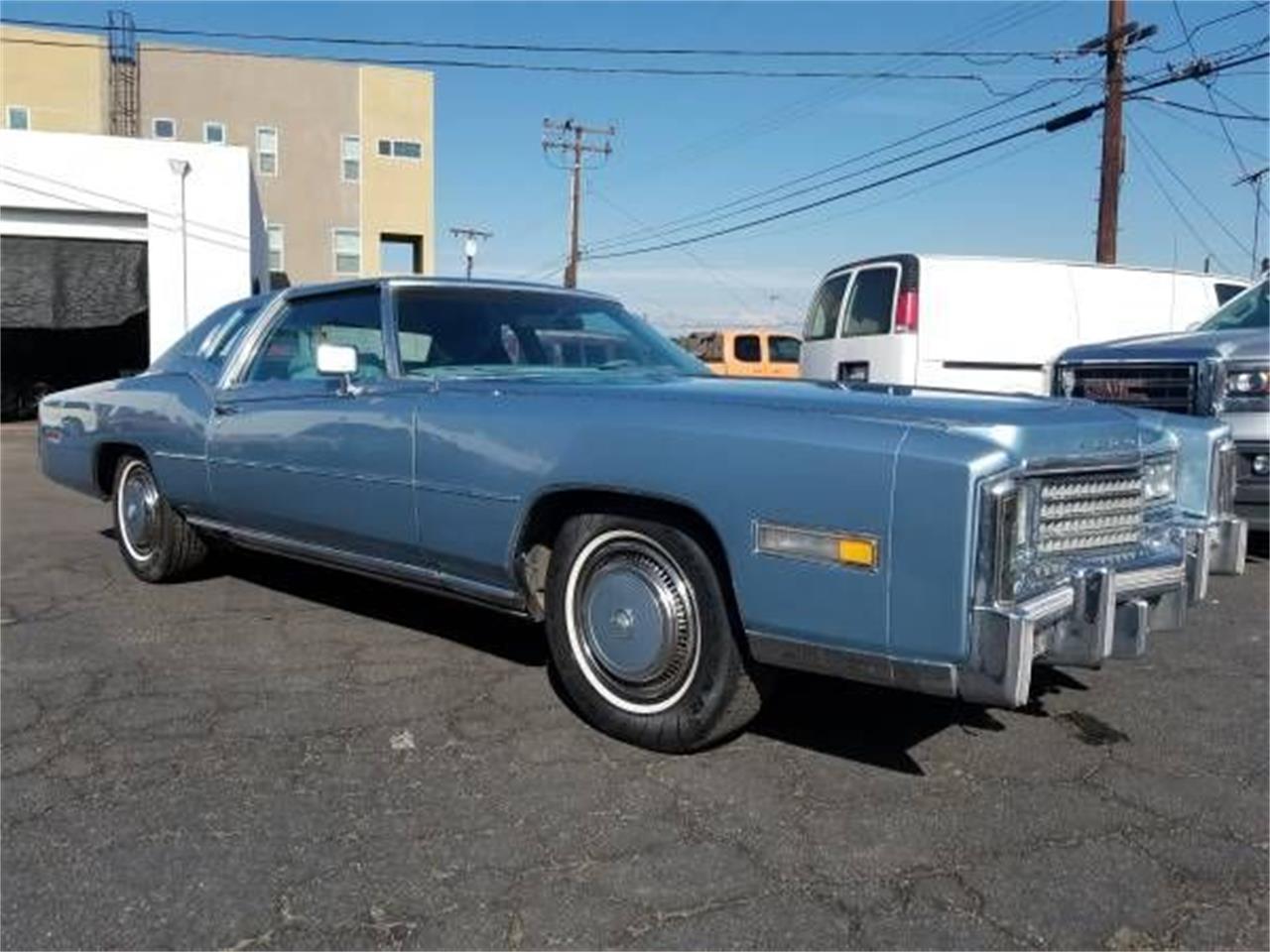 1978 Cadillac Eldorado (CC-1303804) for sale in Cadillac, Michigan