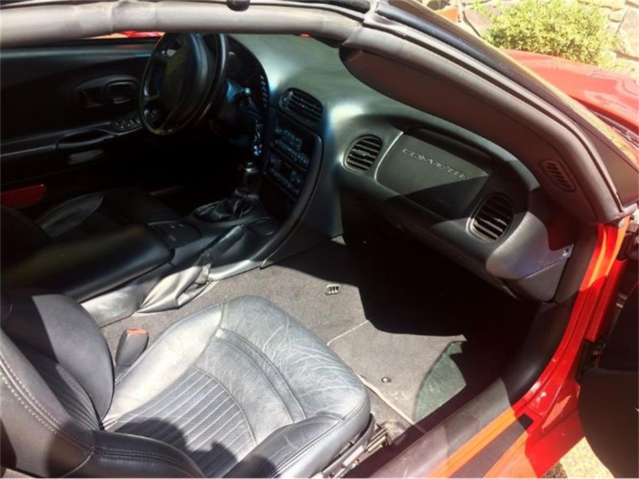 2003 Chevrolet Corvette (CC-1303809) for sale in Cadillac, Michigan