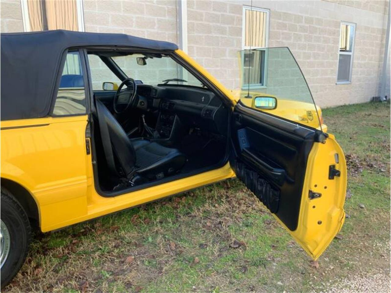 1993 Ford Mustang (CC-1303816) for sale in Fredericksburg, Texas