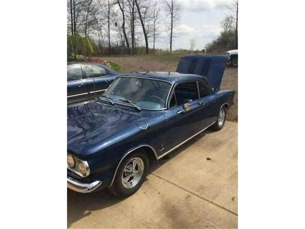 1964 Chevrolet Corvair (CC-1303818) for sale in Cadillac, Michigan