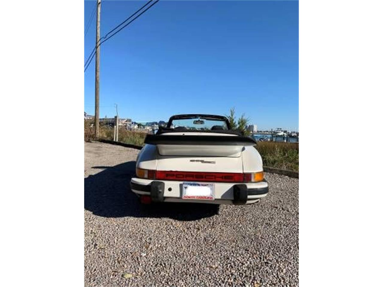 1983 Porsche 911 (CC-1303824) for sale in Cadillac, Michigan