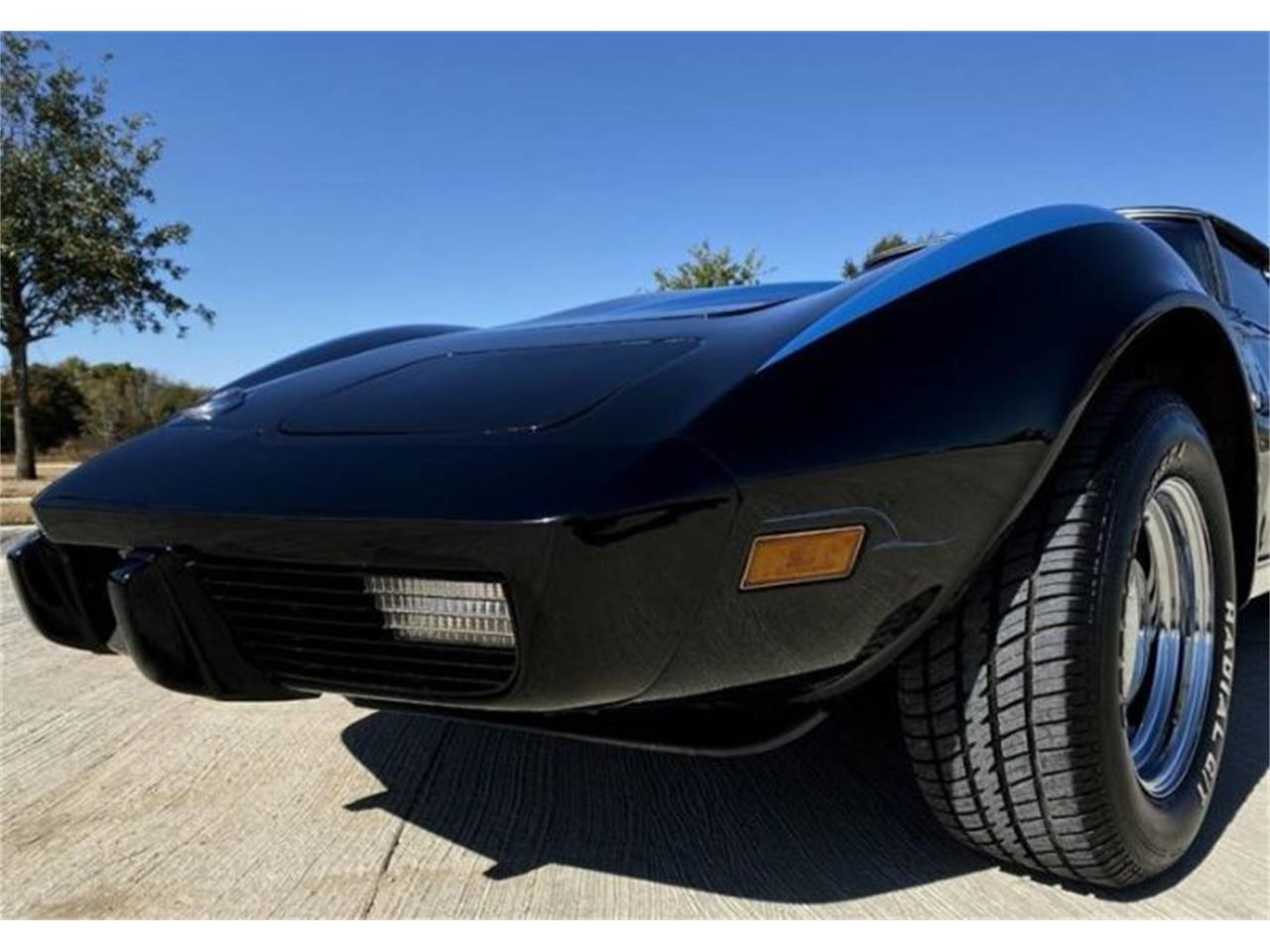 1976 Chevrolet Corvette (CC-1303828) for sale in Cadillac, Michigan
