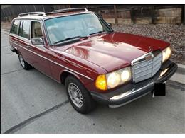 1985 Mercedes-Benz 300TD (CC-1303837) for sale in Cadillac, Michigan