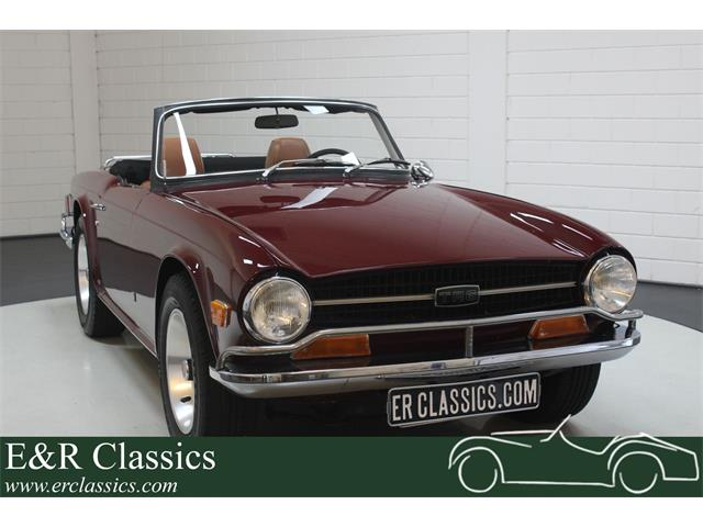 1972 Triumph TR6 (CC-1300384) for sale in Waalwijk, Noord-Brabant