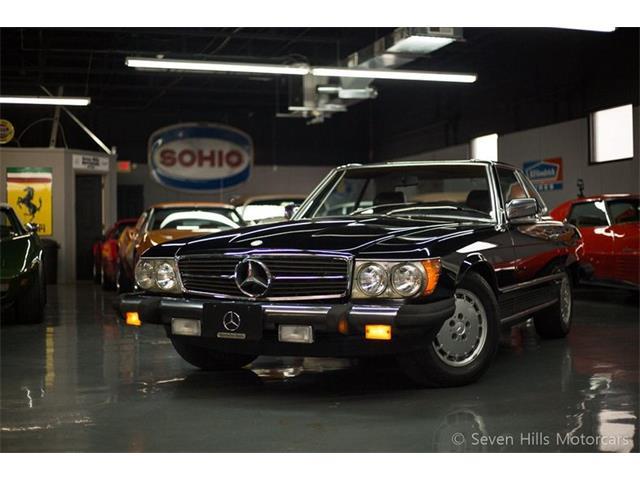 1983 Mercedes-Benz 380SL (CC-1303845) for sale in Cincinnati, Ohio