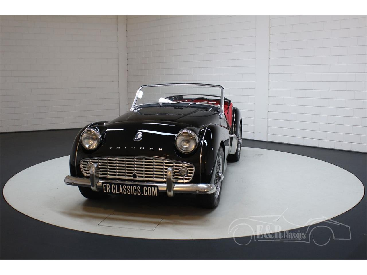 1959 Triumph TR3A (CC-1300385) for sale in Waalwijk, Noord-Brabant