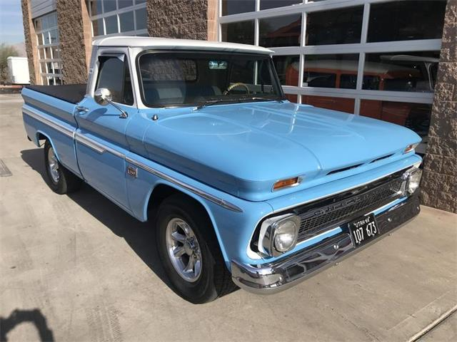 1966 Chevrolet C10 (CC-1303851) for sale in Henderson, Nevada