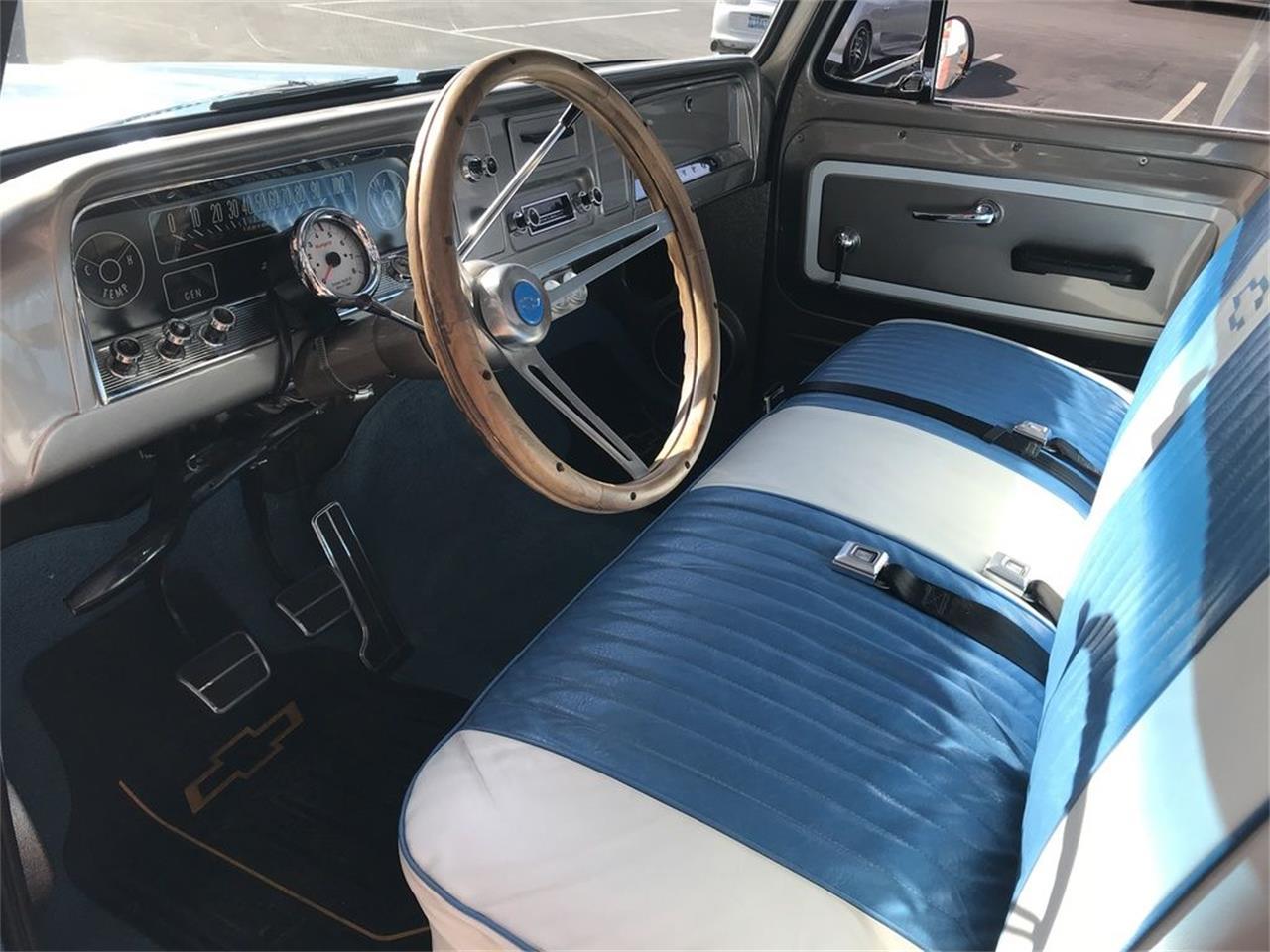 1966 Chevrolet C10 (CC-1303851) for sale in Henderson, Nevada
