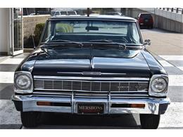 1966 Chevrolet Nova SS (CC-1303855) for sale in Springfield, Ohio