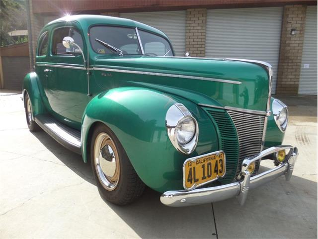 1940 Ford Deluxe (CC-1303867) for sale in Laguna Beach, California