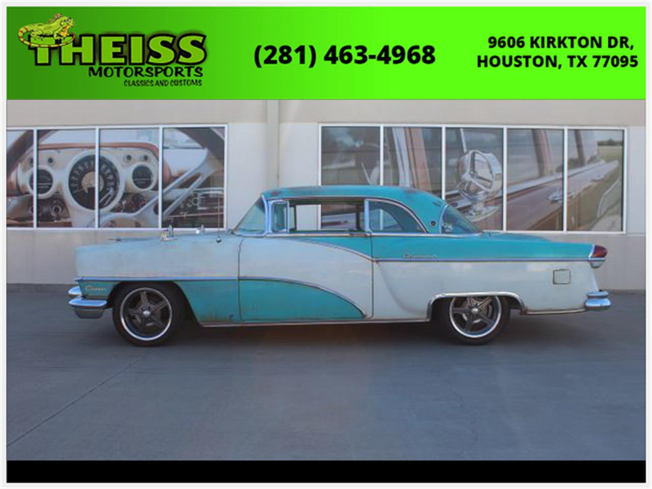 1955 Packard Clipper (CC-1303869) for sale in Houston, Texas