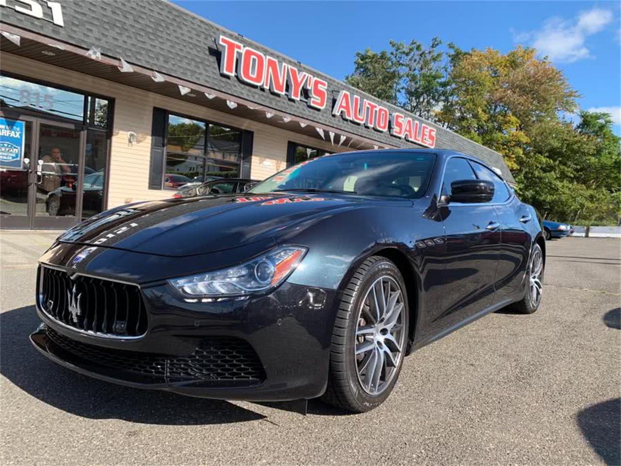 2015 Maserati Ghibli for Sale   ClassicCars.com   CC-1303871