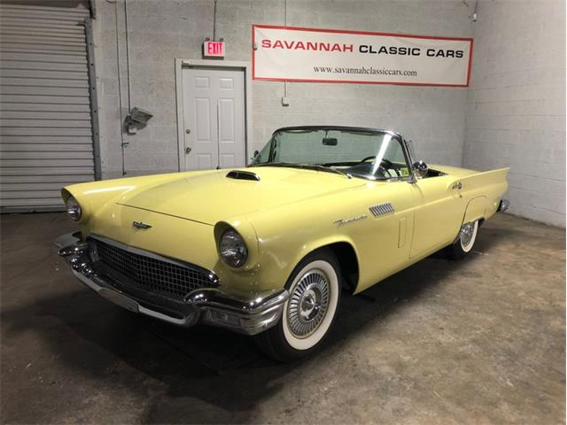 1957 Ford Thunderbird (CC-1303874) for sale in Savannah, Georgia