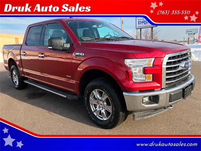 2017 Ford F150 (CC-1303885) for sale in Ramsey, Minnesota
