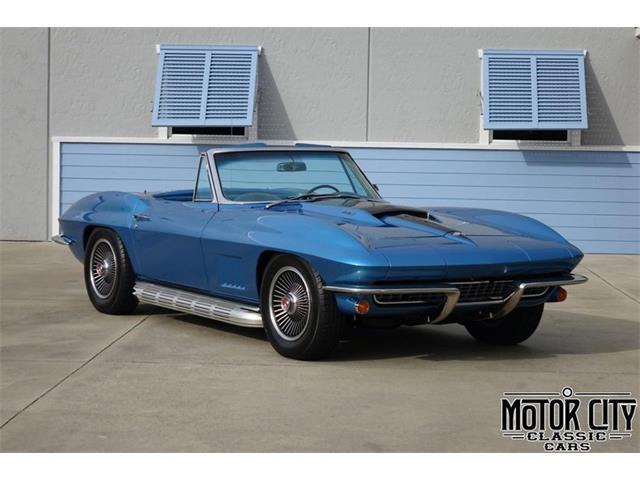 1967 Chevrolet Corvette (CC-1303886) for sale in Vero Beach, Florida