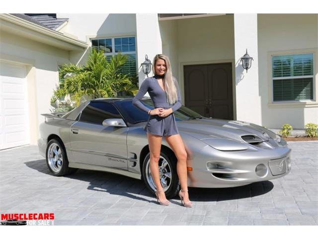 2000 Pontiac Firebird Trans Am (CC-1303895) for sale in Fort Myers, Florida