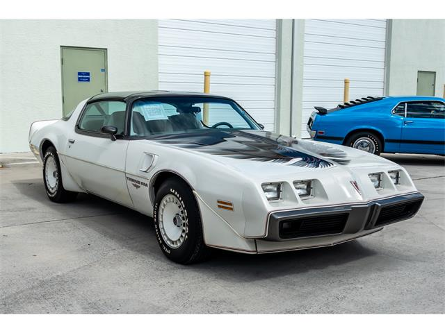 1980 Pontiac Firebird Trans Am Turbo Indy Pace Car Edition (CC-1303913) for sale in Stuart, Florida