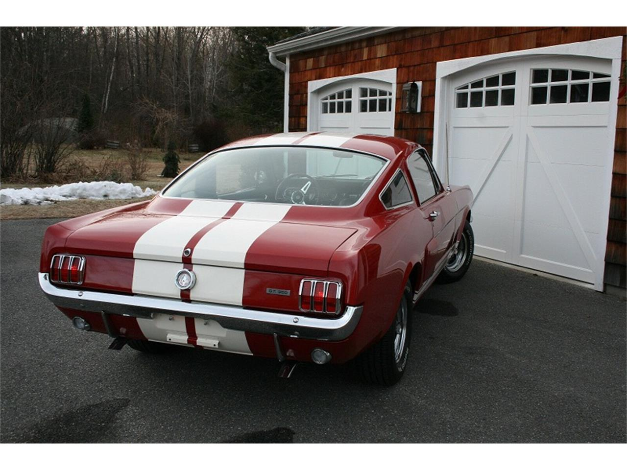 1966 Ford Mustang GT350 (CC-1303930) for sale in Macomb, Michigan