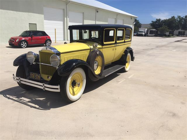 1929 Packard Club Coupe (CC-1303932) for sale in Stuart, Florida