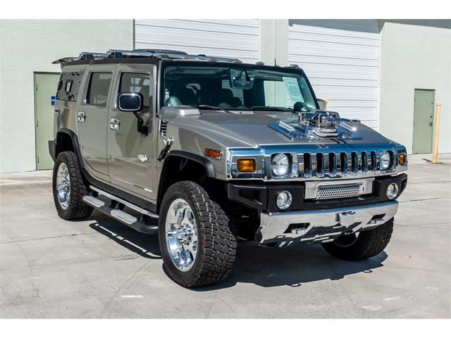 2003 Hummer H2 (CC-1303939) for sale in Stuart, Florida