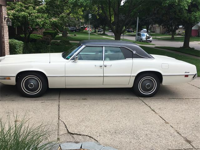 1971 Ford Thunderbird (CC-1303947) for sale in Livonia, Michigan