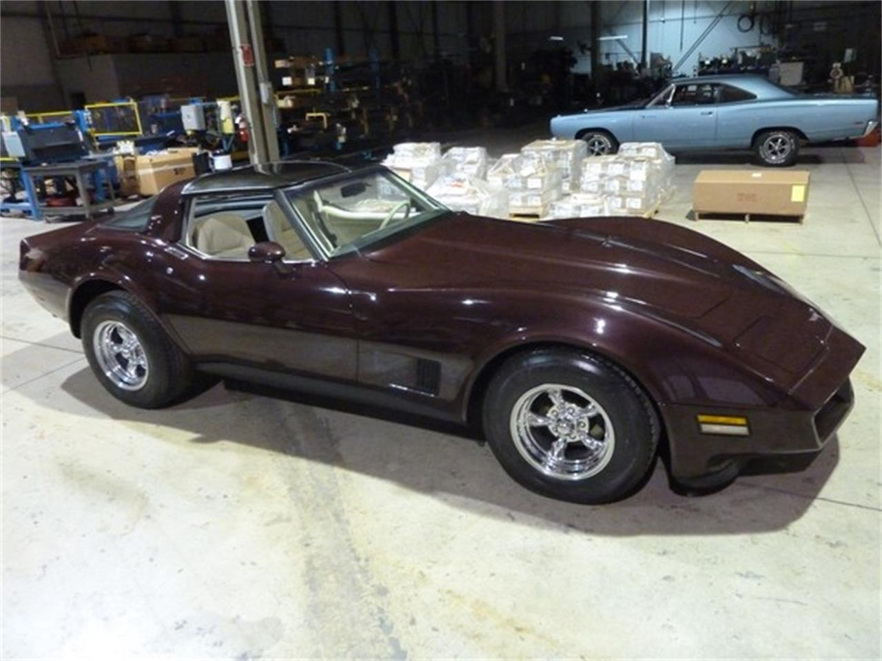 1980 Chevrolet Corvette (CC-1303968) for sale in Fort Myers, Florida