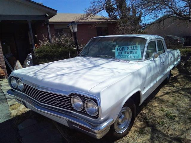 1964 Chevrolet Biscayne (CC-1303974) for sale in Rio Rancho, New Mexico