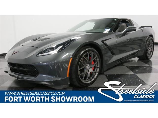 2017 Chevrolet Corvette (CC-1303978) for sale in Ft Worth, Texas