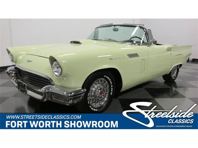 1957 Ford Thunderbird (CC-1303979) for sale in Ft Worth, Texas