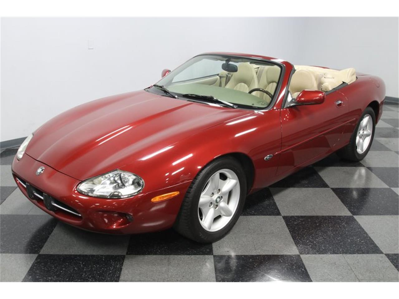 1999 Jaguar XK8 (CC-1303982) for sale in Concord, North Carolina