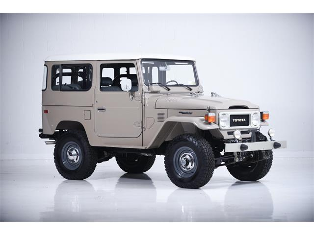 1983 Toyota Land Cruiser FJ (CC-1303998) for sale in Farmingdale, New York